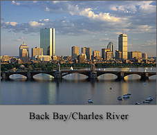 Boston Skylines: Back Bay