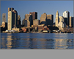 Boston Skylines: Harbor